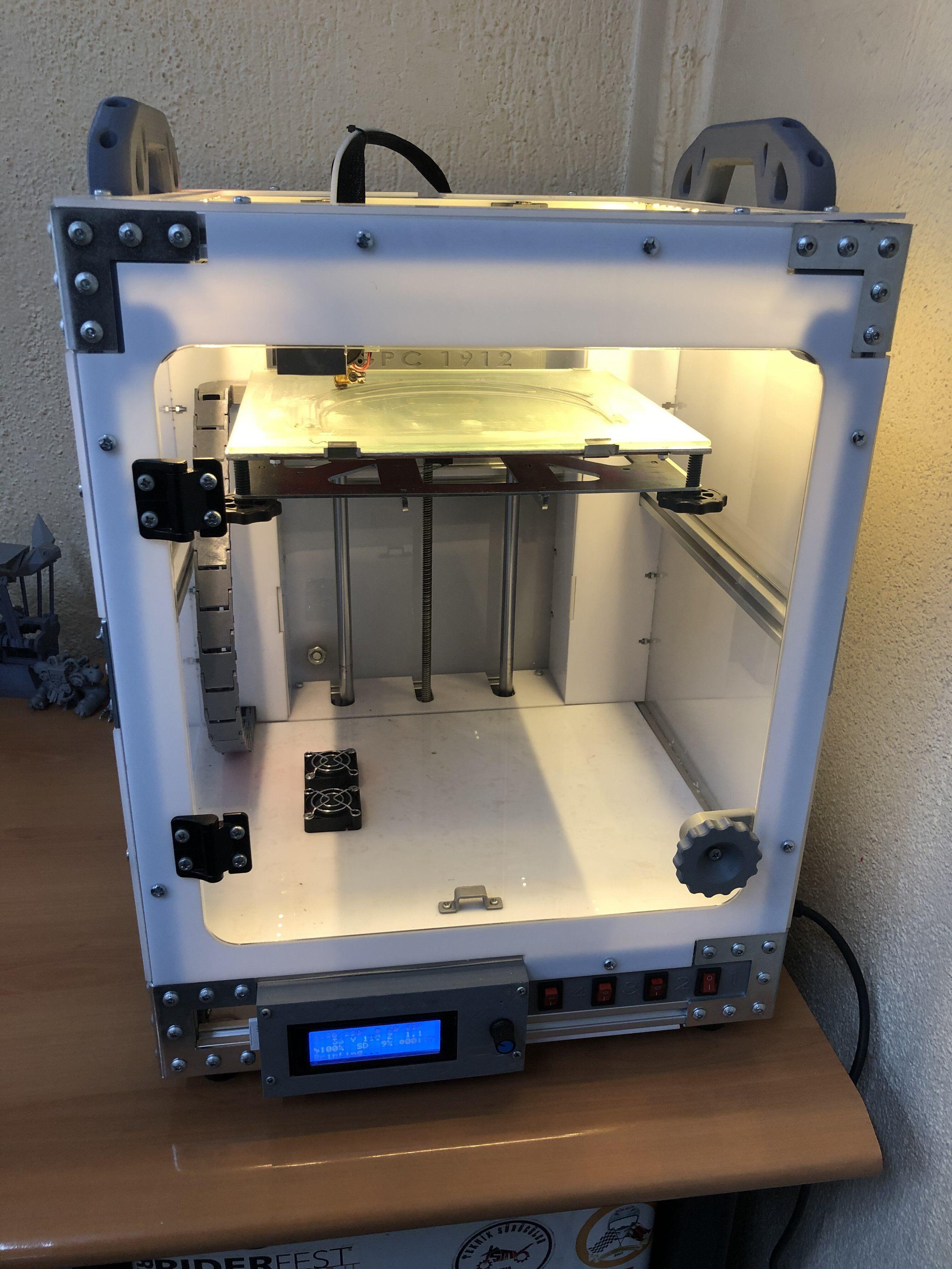 3D PRINTER NEW
