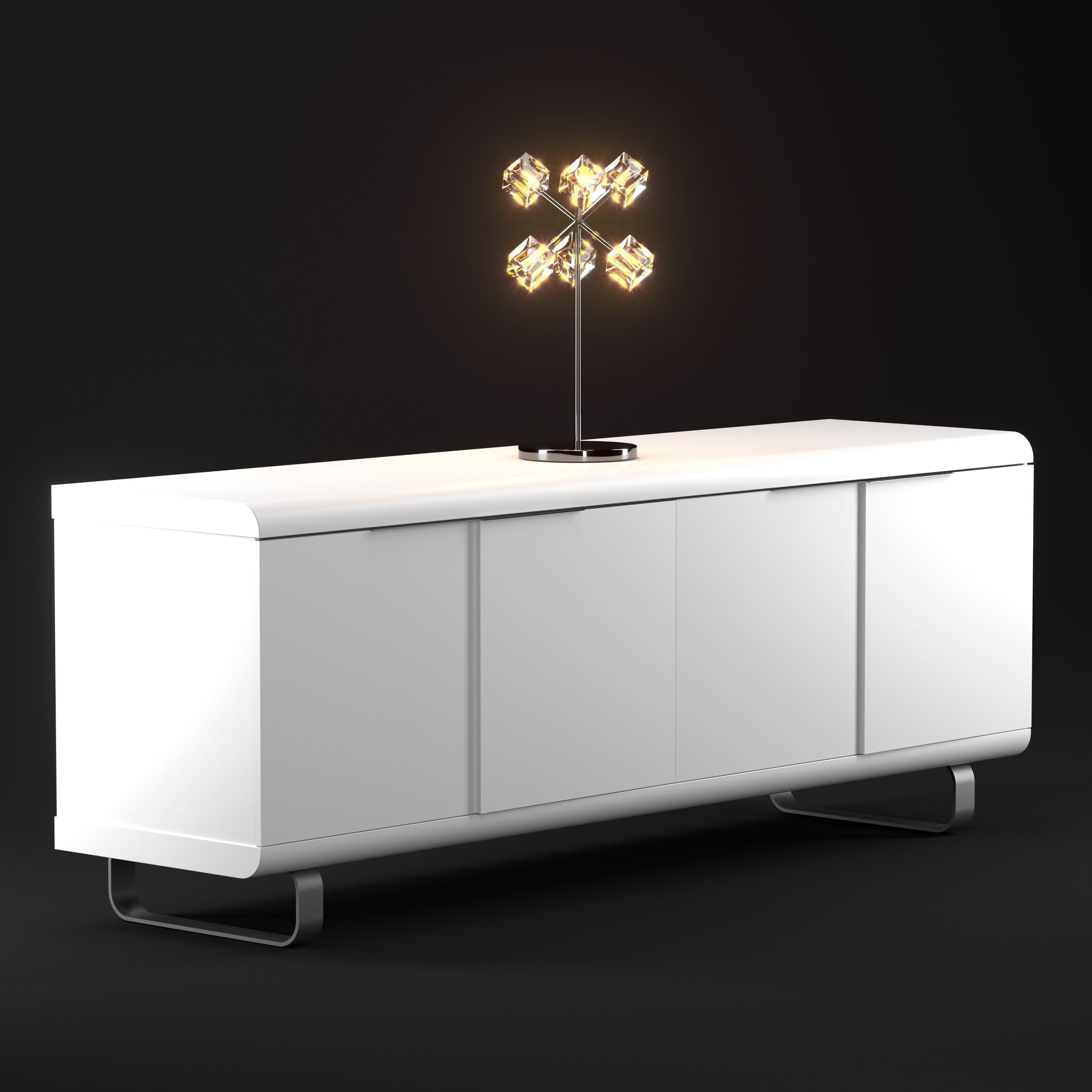 Cubic Sideboard for your interior livingroom
