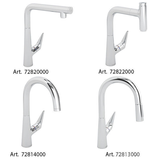 Kitchen Faucet Collection HANSGROHE Talis M