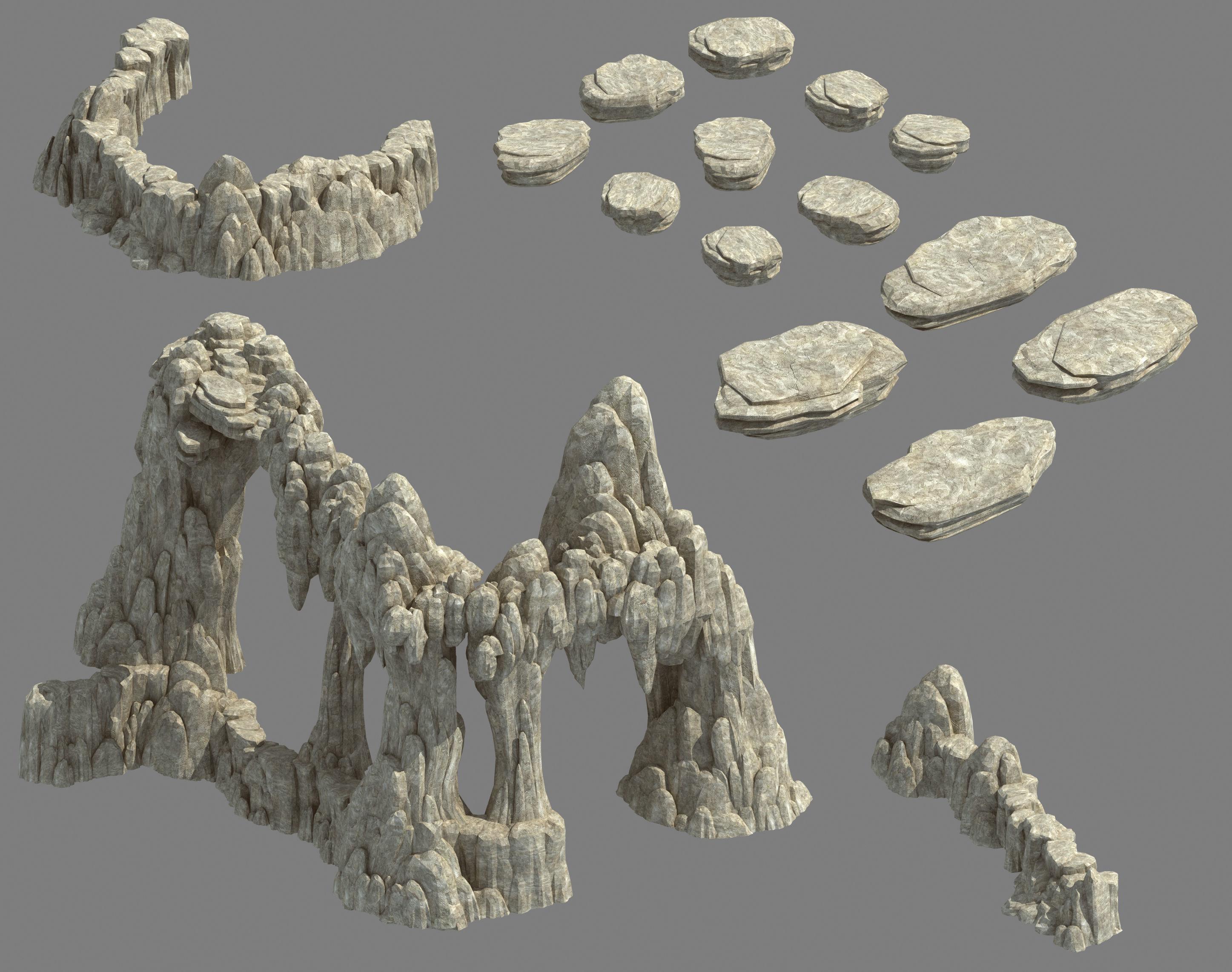 Kunlun Mountains - Mountain 04