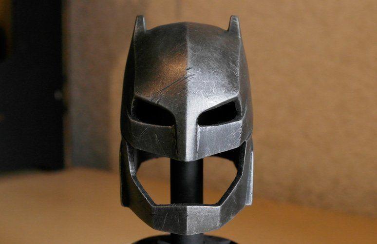 The Batman Helmet model file