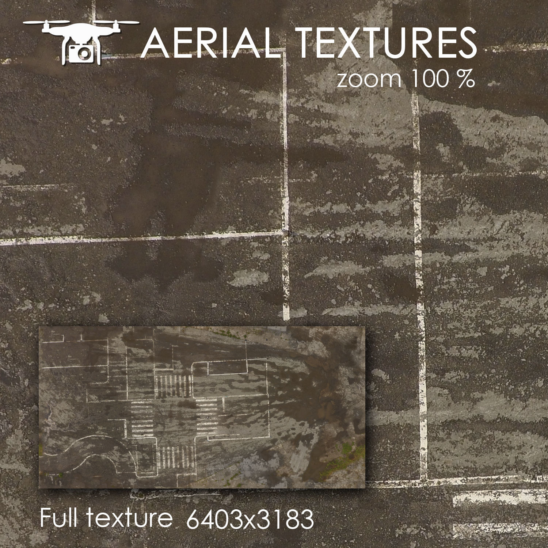 Aerial texture 306