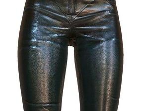 Legging Black 3 3D model