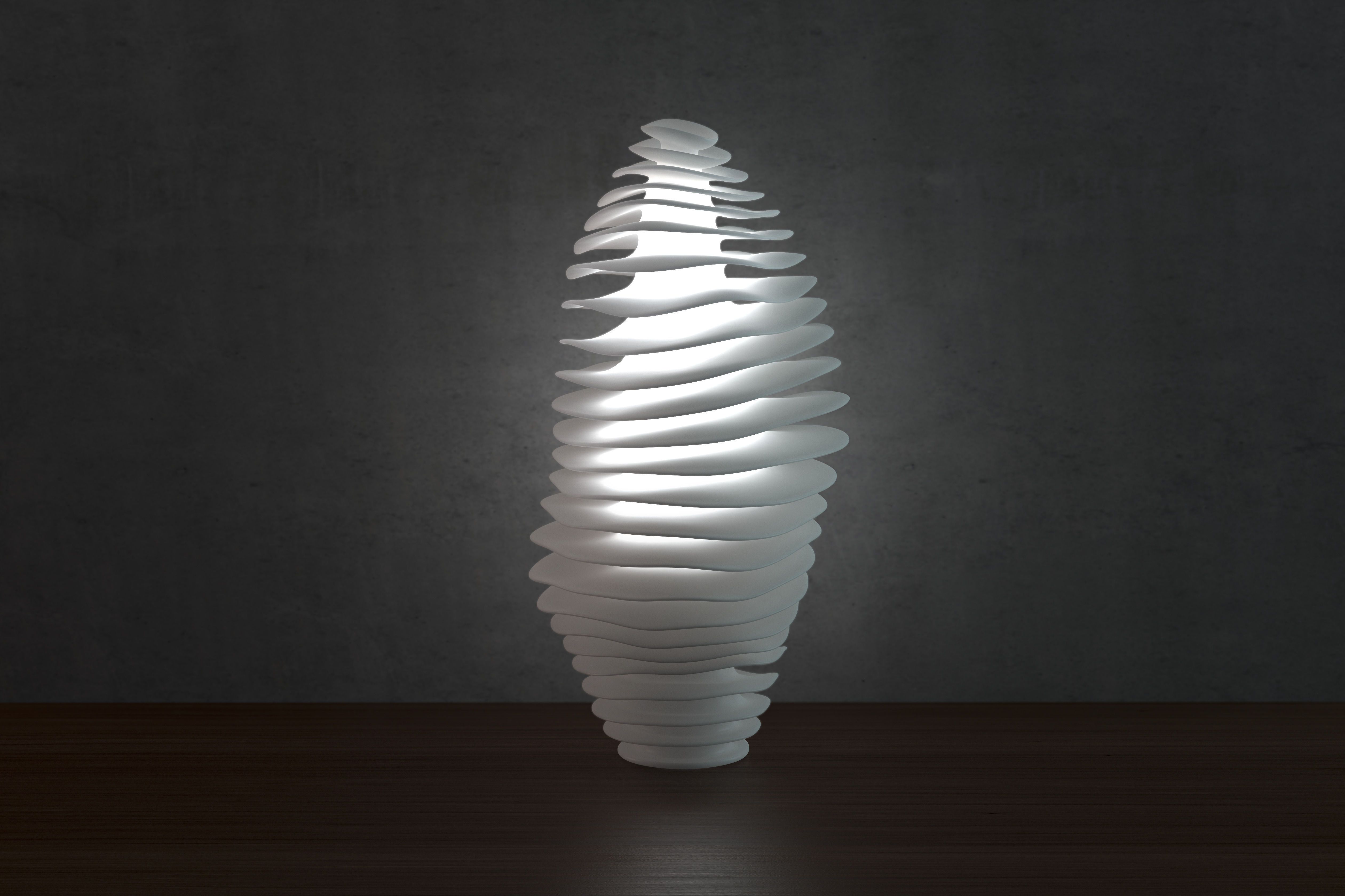 Wave lamp 3 high quality version