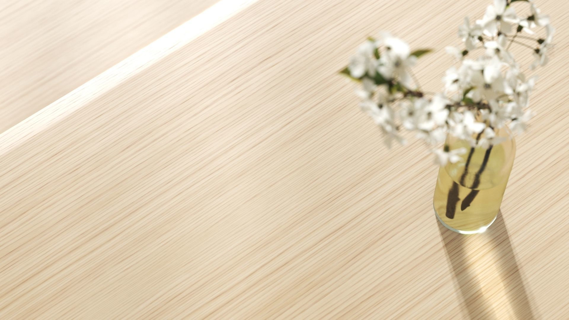 Read oak veneer texture