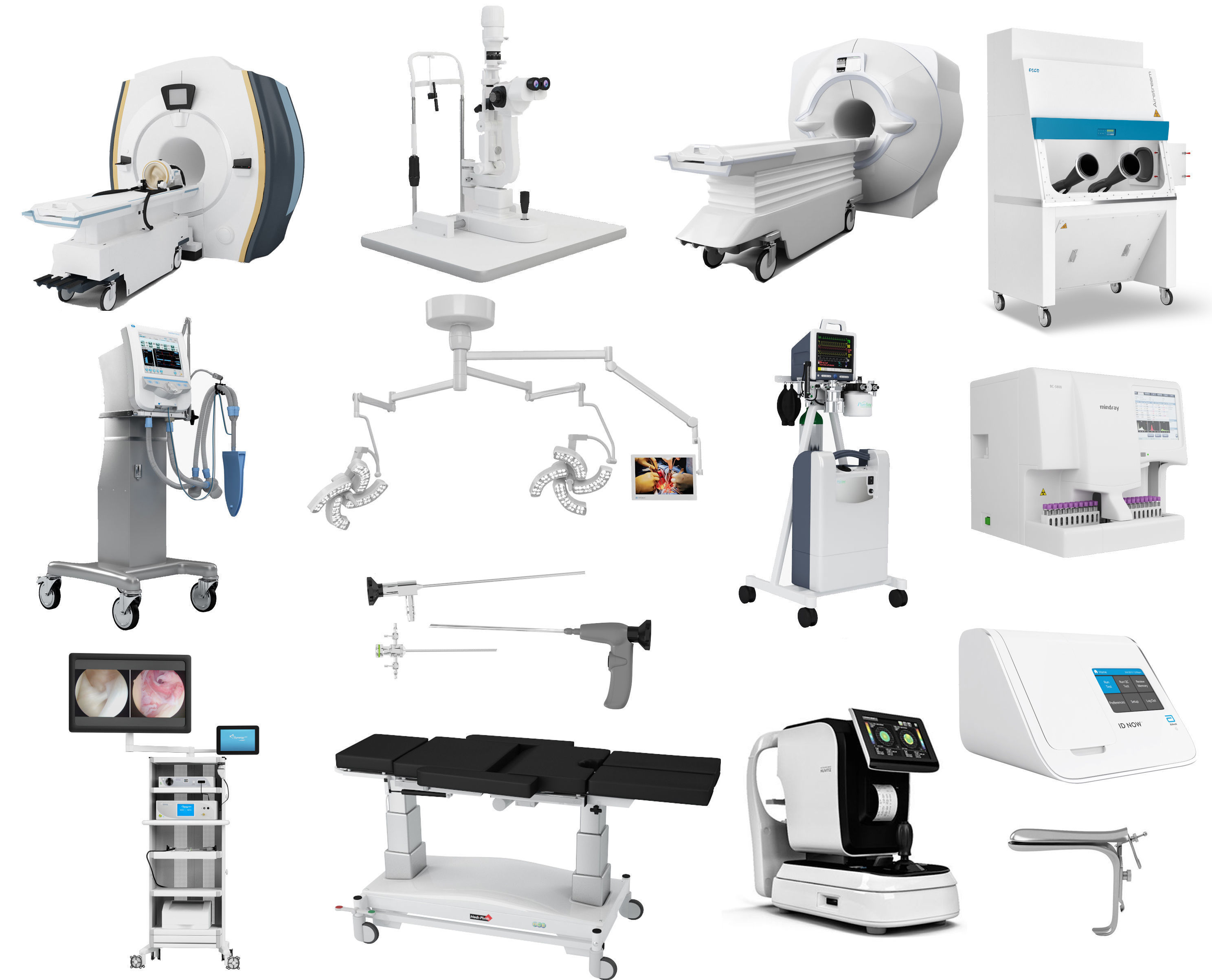 Medical Collections 13 in 1