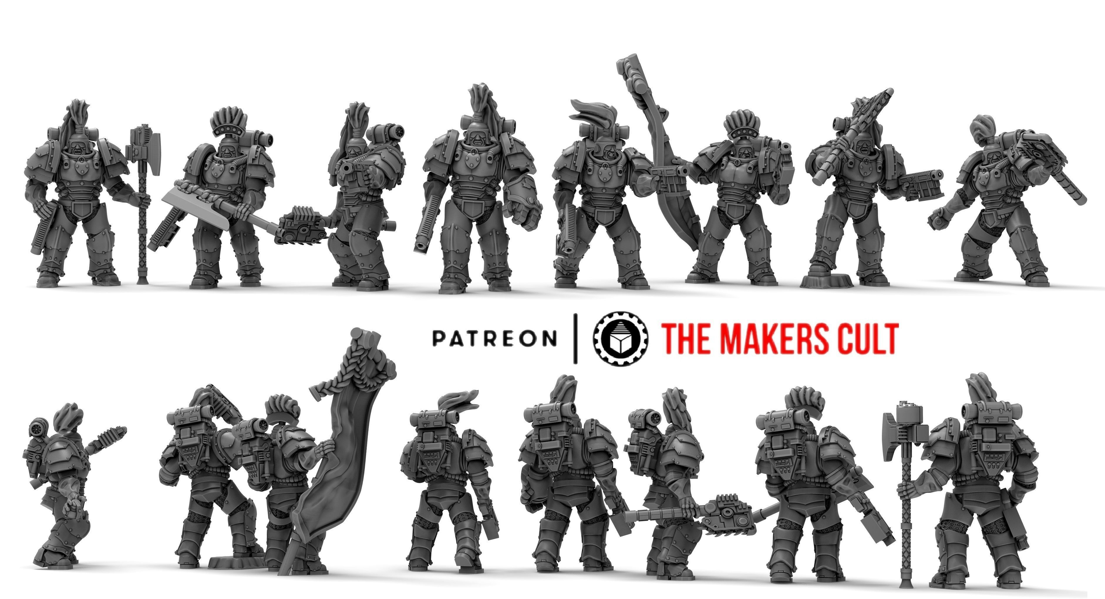 Tempest Lords - Troops Kit