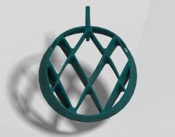 3D print model Rodins Enaegram Pendant