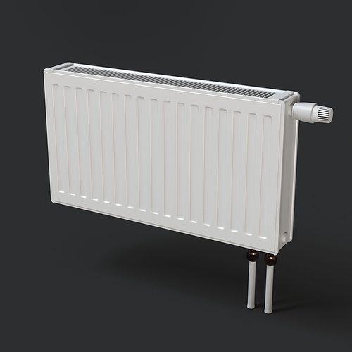 heating radiator 3d model max obj mtl fbx mat 1