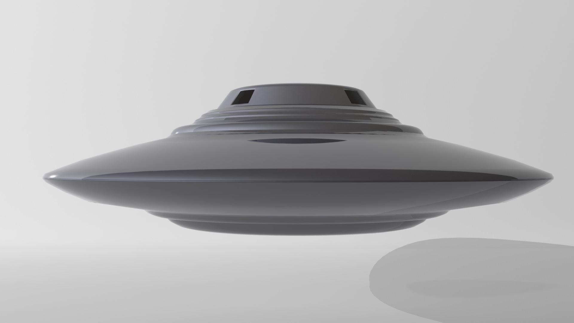alien flying saucer - photo #25