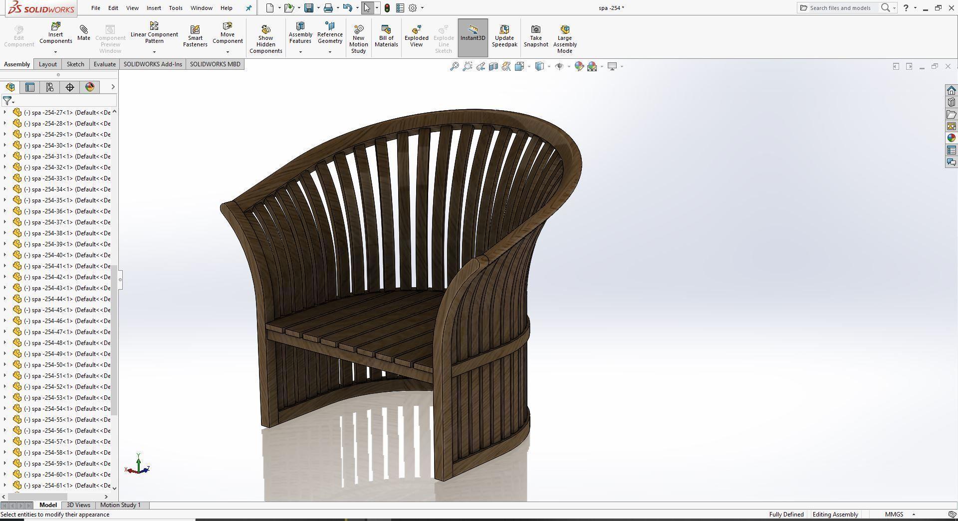 clasic chair
