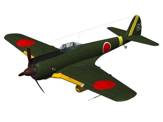 Ki43 Hayabusa type2 oscar