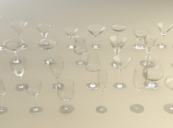 Mega Glass Collection 01