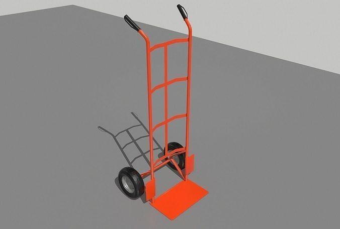 Industrial Hand Trolley 2