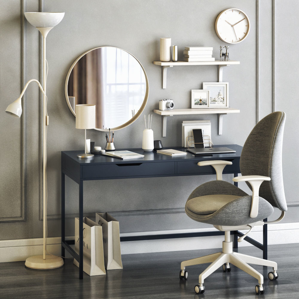 womens dressing table and workplace