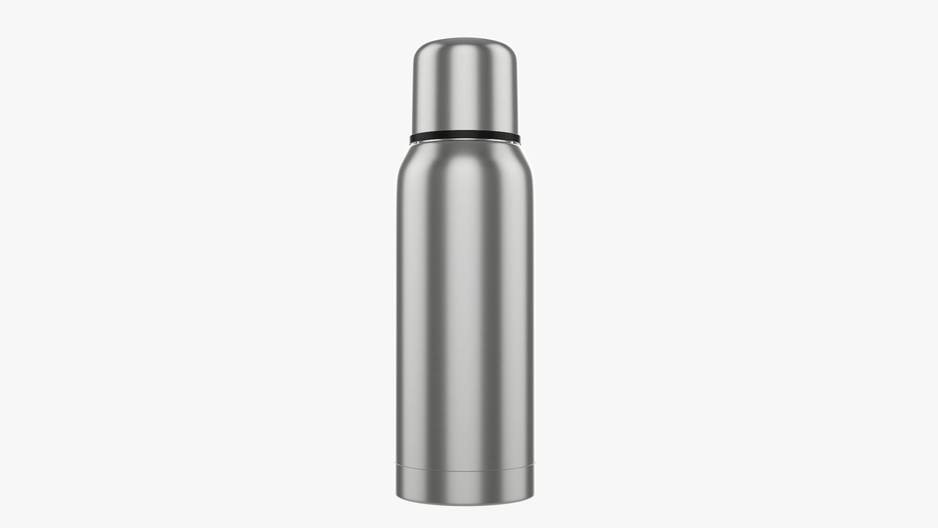 Thermos vacuum bottle 08