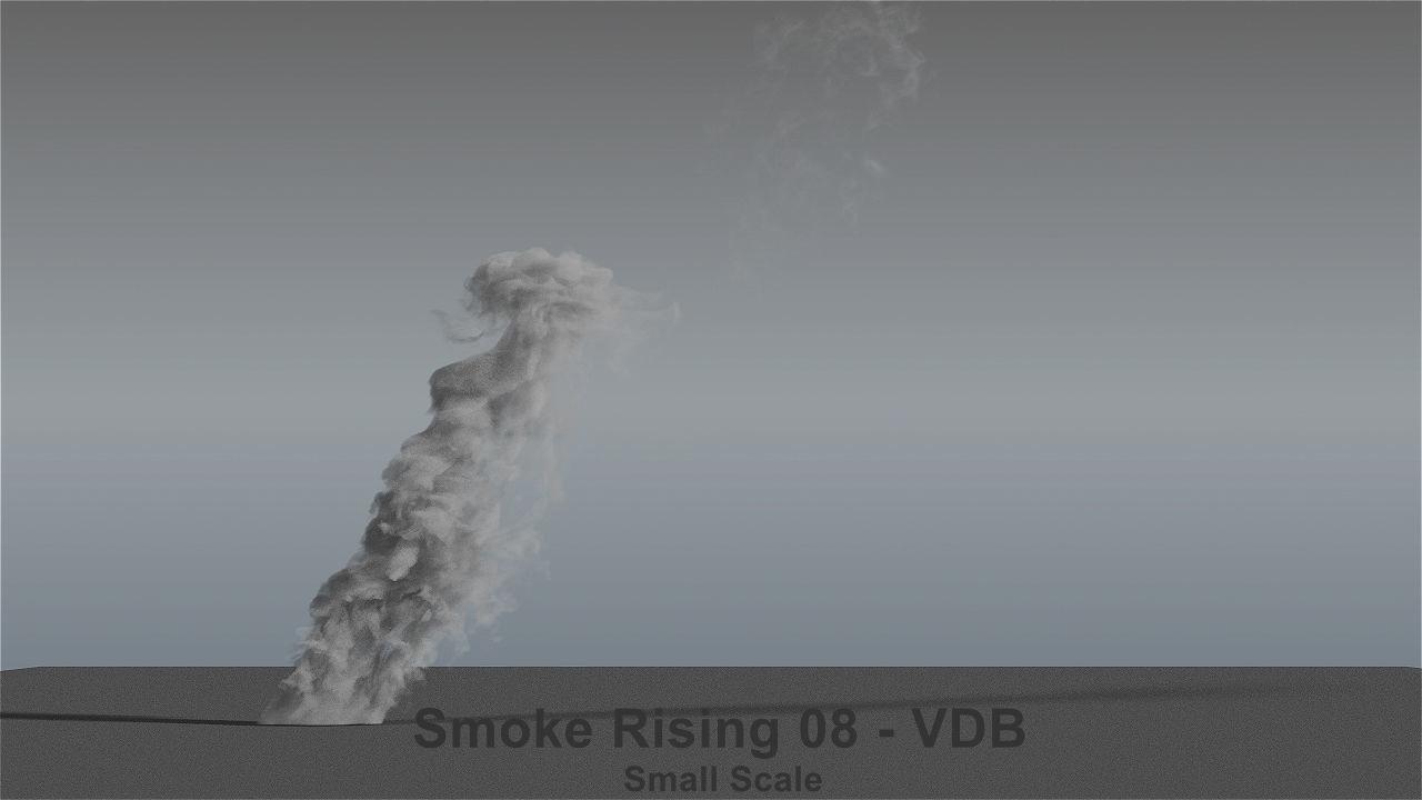 Smoke Rising 08 - VDB