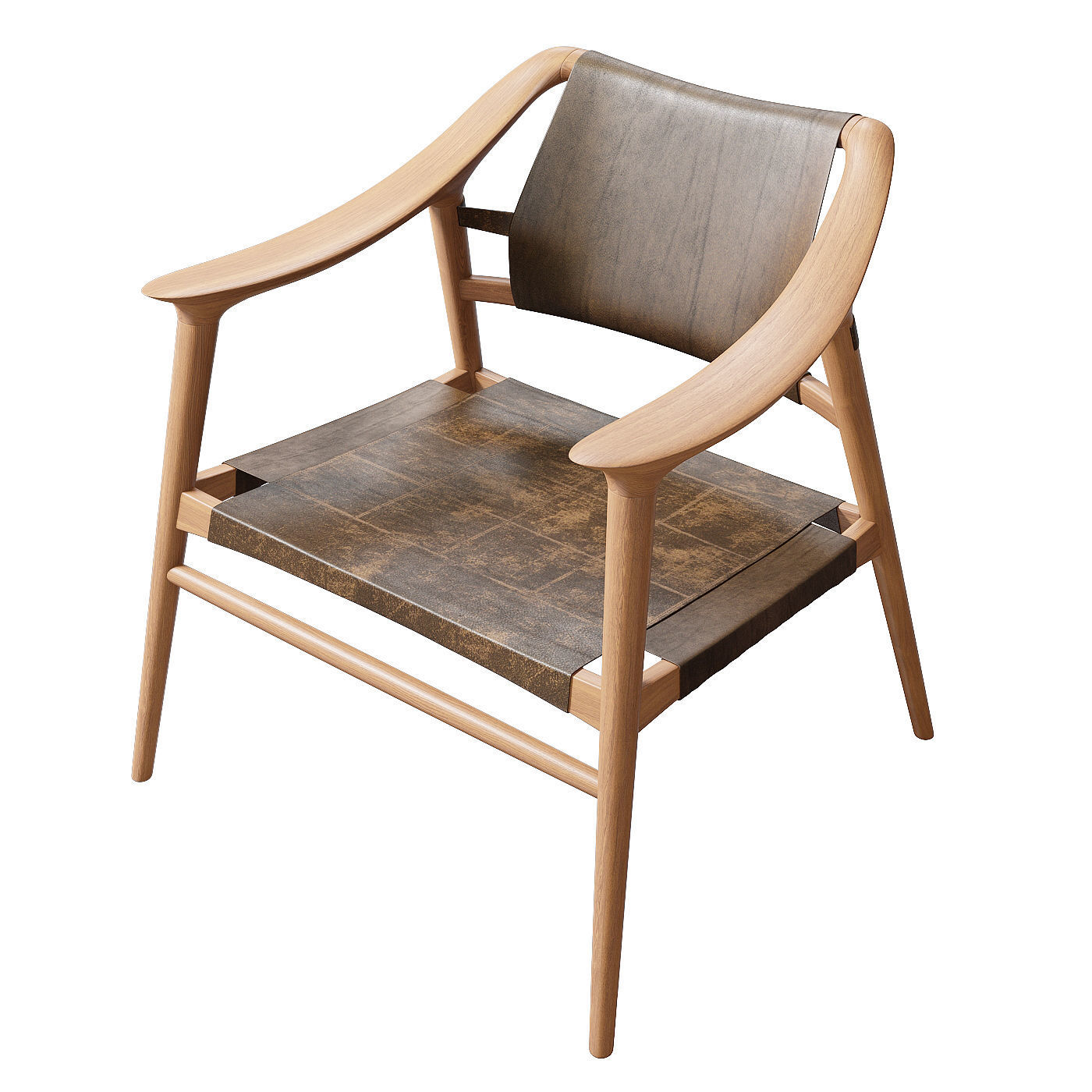 Rastad and Relling Bambi Lounge Chair