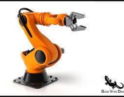 Industrial robot 3D