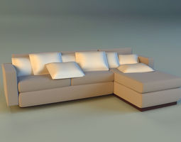 Sofa Couch 3d Models 7 Cgtrader Com