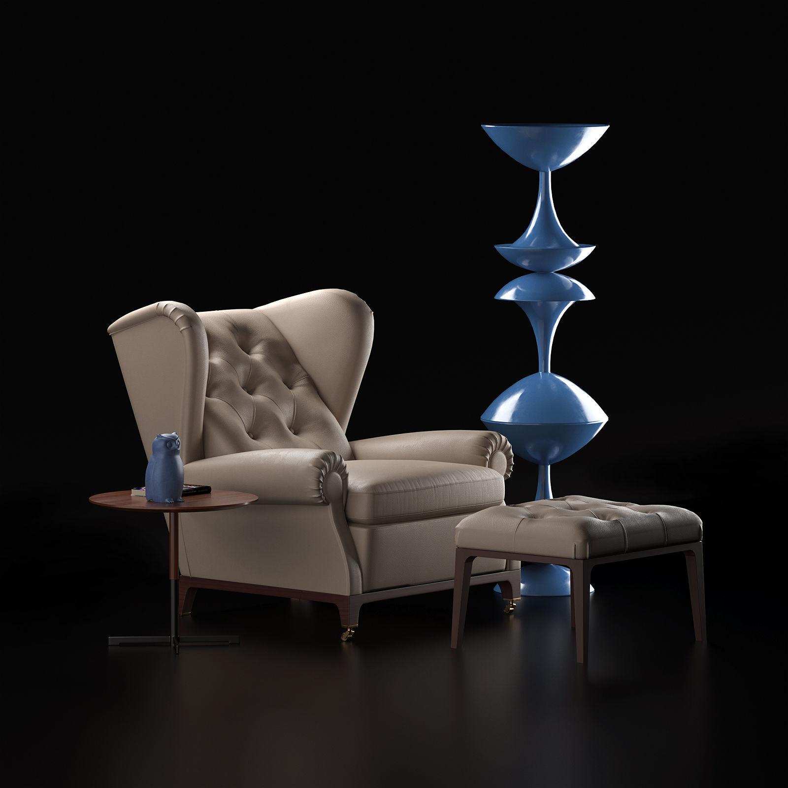 Poltrona Frau 2019 armchair