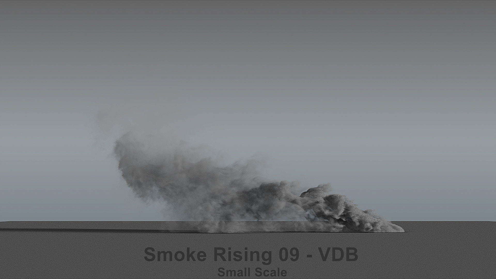 Smoke Rising 09 - VDB