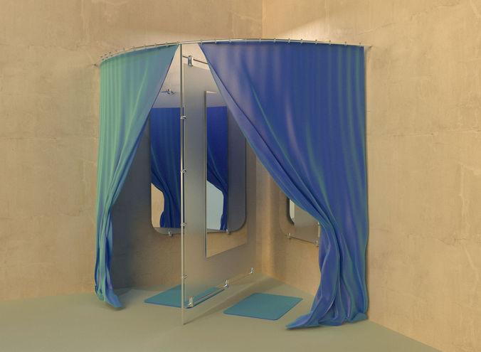 3d Dressing Room Cgtrader