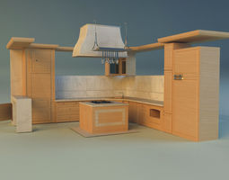 cooking Kitchen 3D