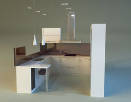 3d model kitchen 18
