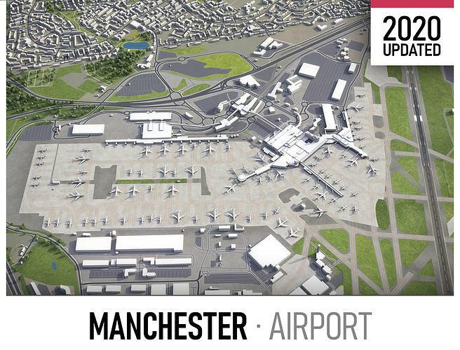 Manchester Airport - MAN