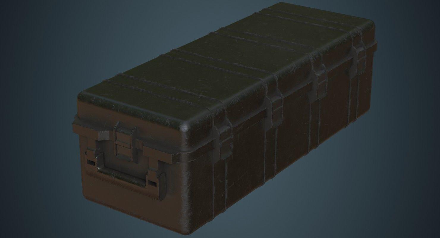 Military Case 4B