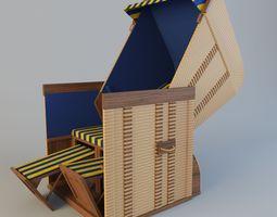 Garden outdoor 3d models download 3d garden outdoor for Chaise longue dwg