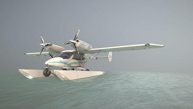Accord-201 Floatsplane Discovery Livery