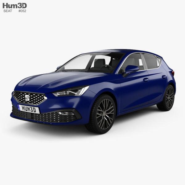 Seat Leon Xcellence 5-door hatchback 2020