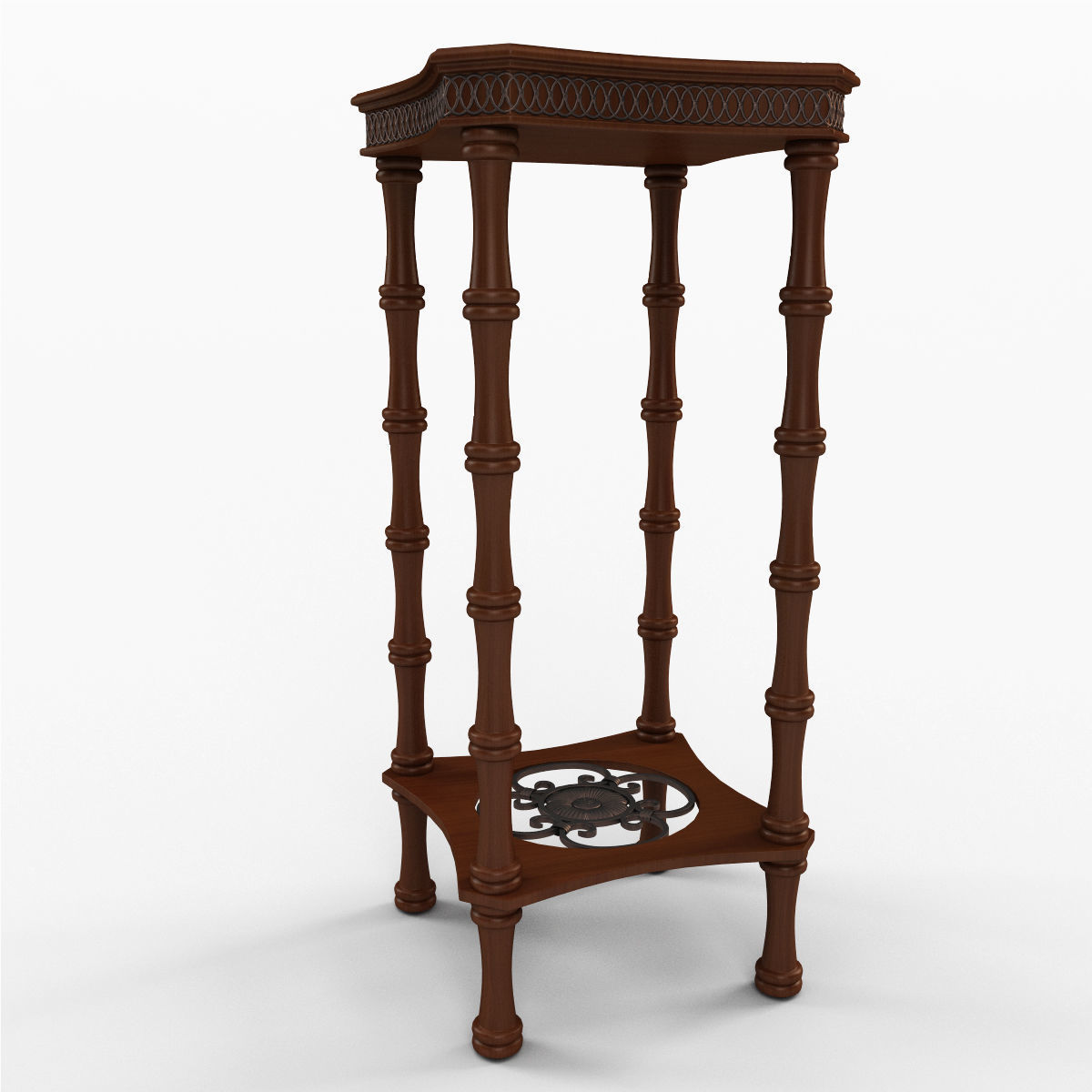 Blanch End Table