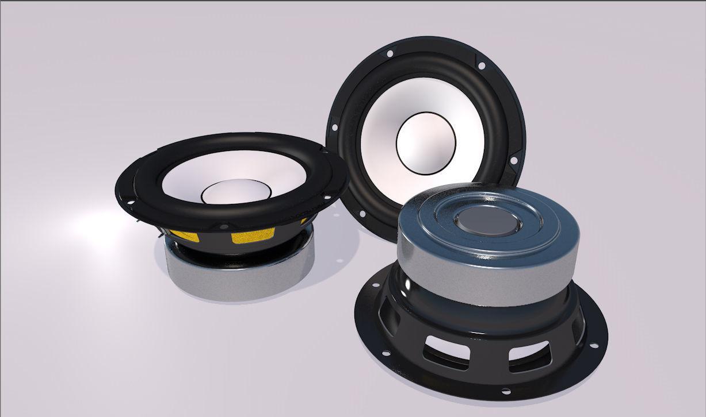 Speaker - Yamaha HS5-HS7-HS8