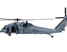 MH 60 3D model