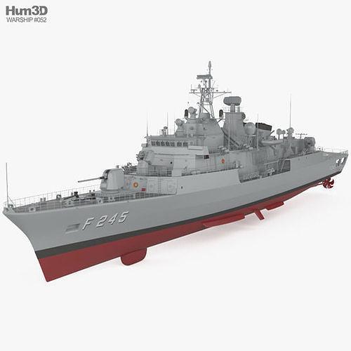 MEKO 200TN frigate