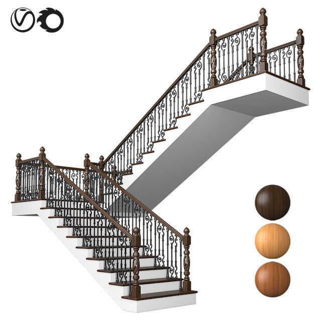 Classic stairs 02