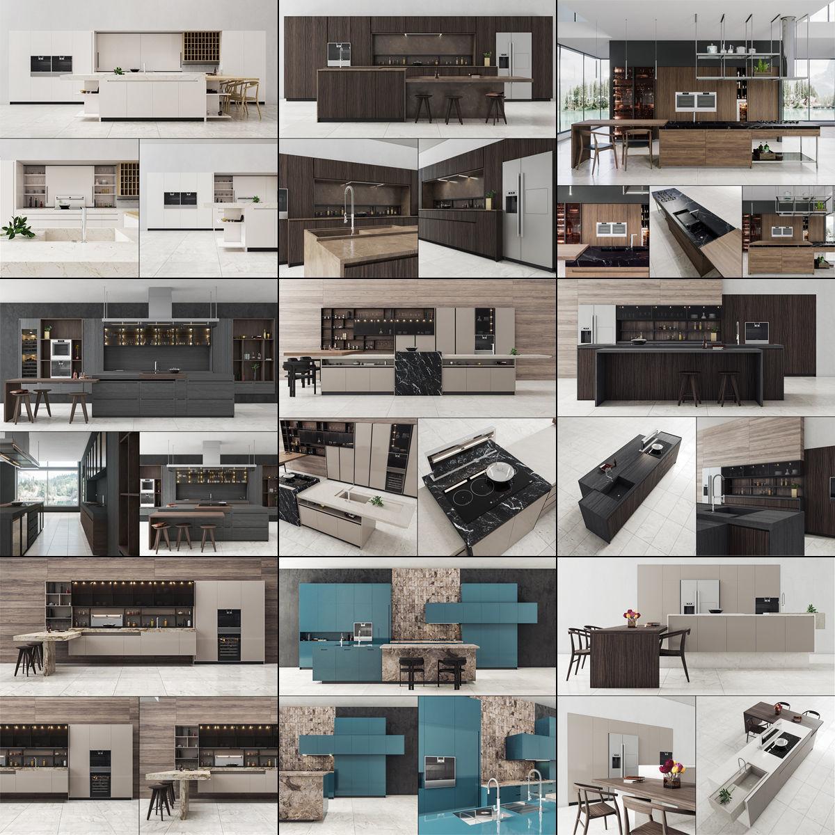 Kitchen collection 50 x9