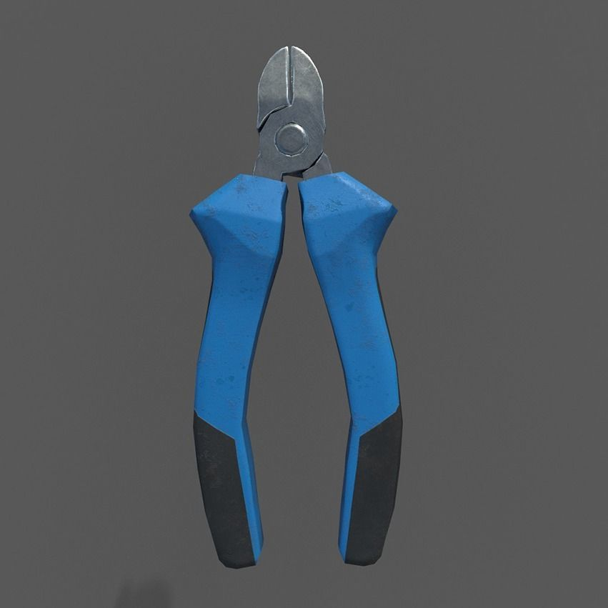 Cutting Pliers or Nipplers - Cortacables
