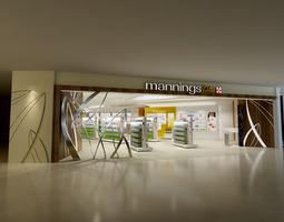 3d store