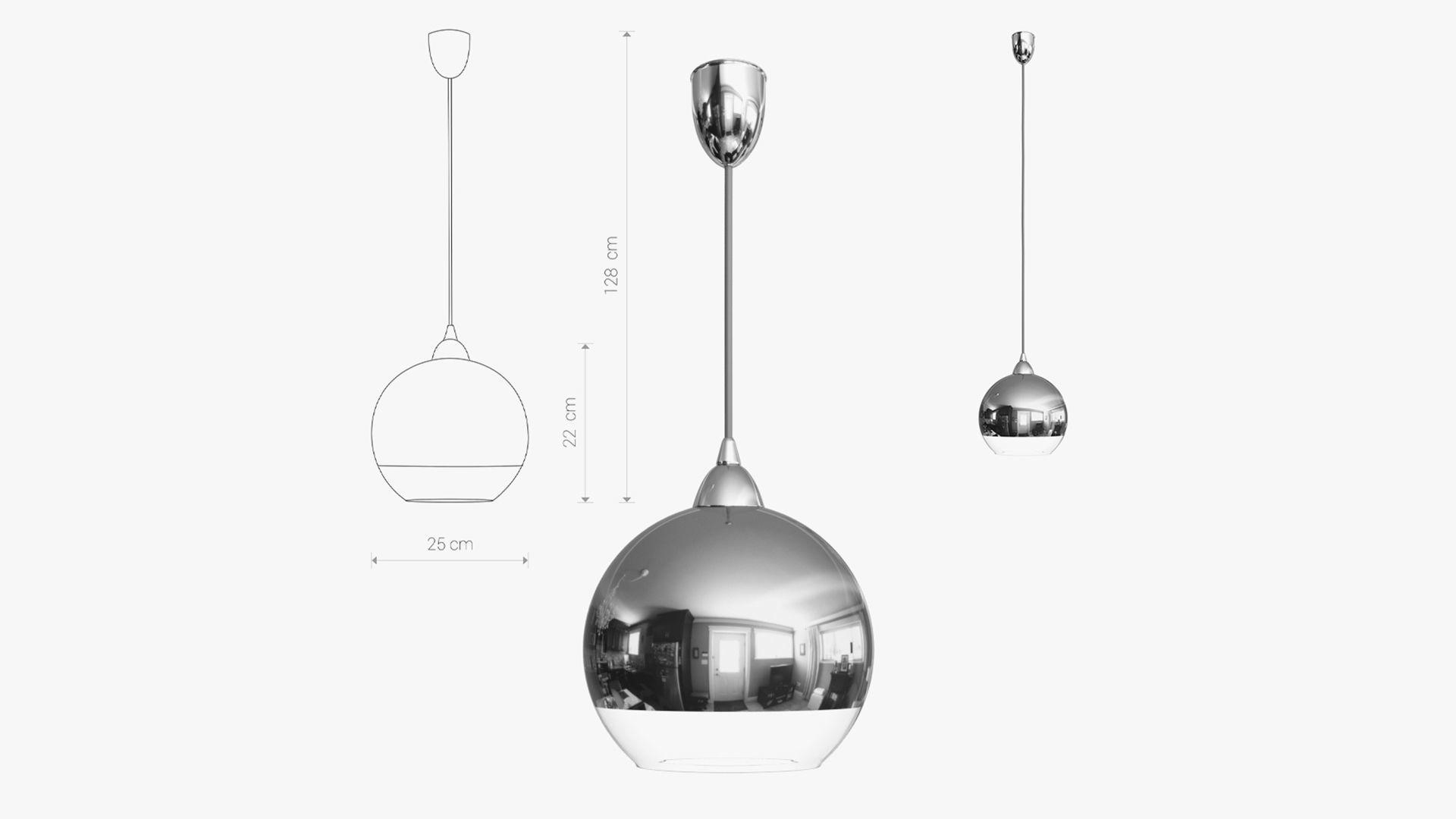 Nowodvorski GLOBE M 4953 lamp