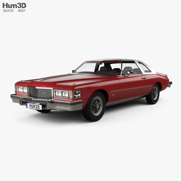 Buick Riviera GS 1975