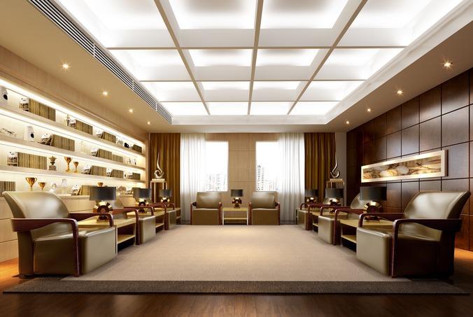 Conference room3D model
