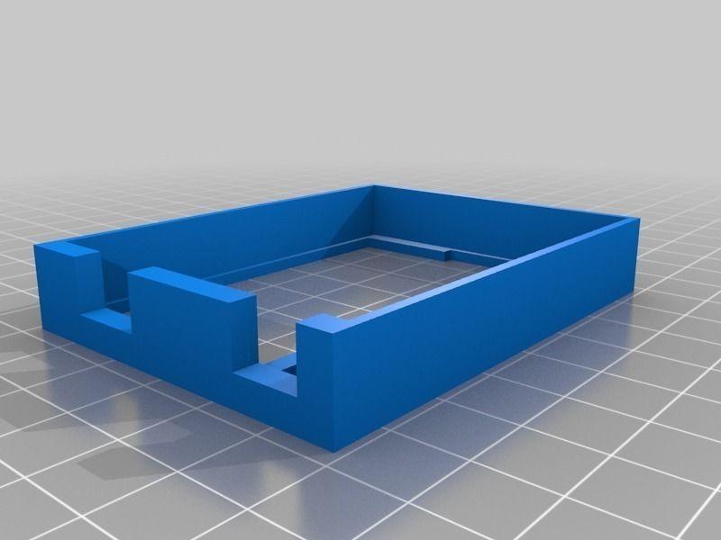 Arduino uno bumper free d model printable stl