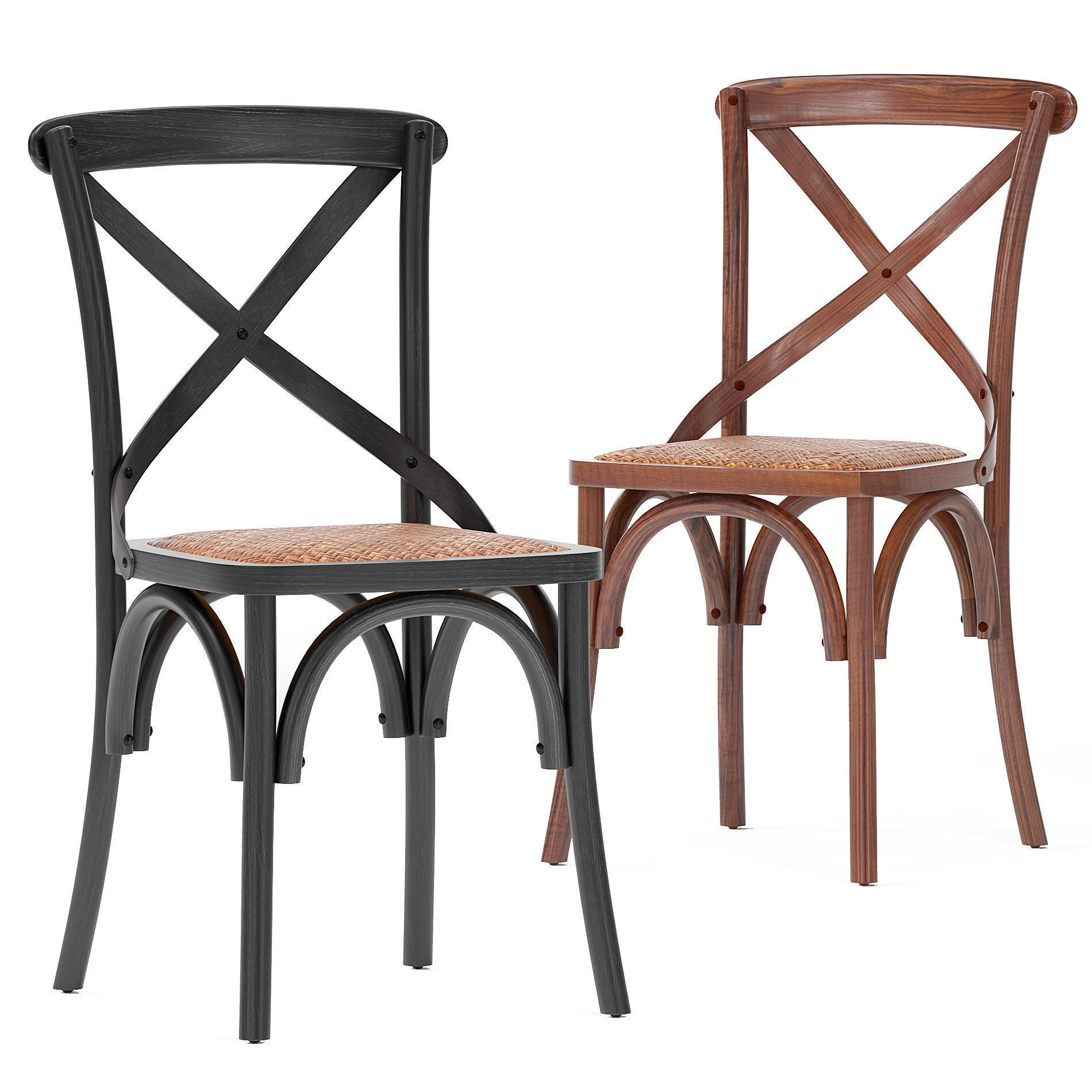 Carterville Solid Wood Dining Chair