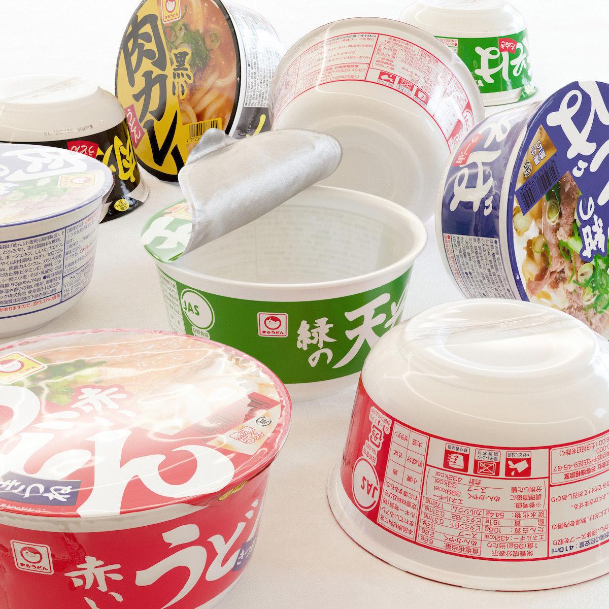 Instant cup noodle - Udon Soba