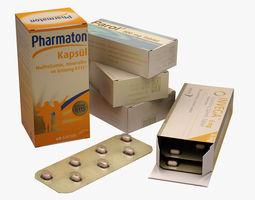 3D model Pills 001