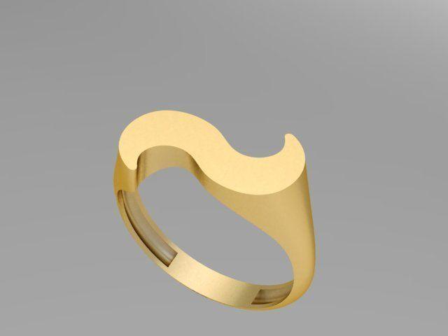 Geometric ring 35